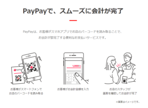 paypay決済方法