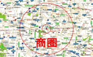 商圏調査 GIS