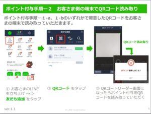 LINE@ ショップカード マニュアル